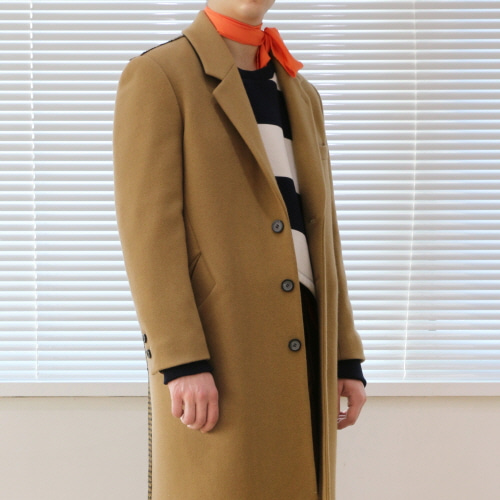 Camel Single Coat